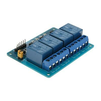 AU8.60 • Buy 5V 4-Channel Relay Control Module For Arduino ARM PIC AVR DSP Electronic #JT1