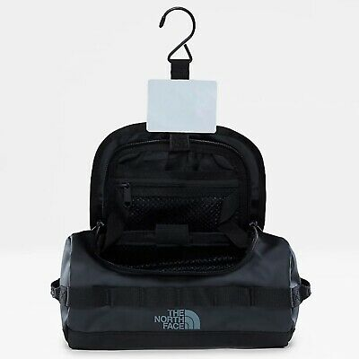£23.99 • Buy The North Face Base Camp Travel Canister Wash Bag - Small 3.5l - Tnf Black