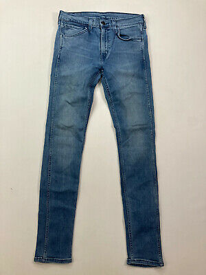 £29.99 • Buy LEVI'S 519 SKINNY Jeans - W31 L34 - Blue - Great Condition - Men's