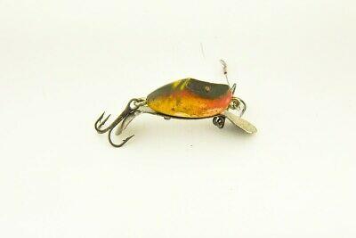 $ CDN1.52 • Buy Vintage Rare Color Paw Paw 1st Version Jig A Lure Minnow Fishing Lure MD4