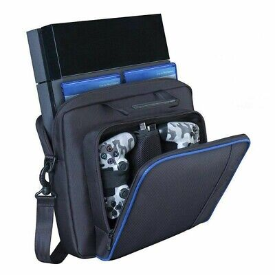 AU28.62 • Buy For PS4 Slim / Pro Game Consoles Accessories Protective Carry Shoulder Bag Case