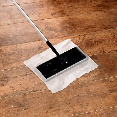 £8.68 • Buy SupaHome Electrostatic Floor Cleaning Mop Duster