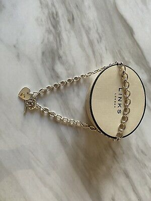£100 • Buy Links Of London Classic Heart Pendant Necklace