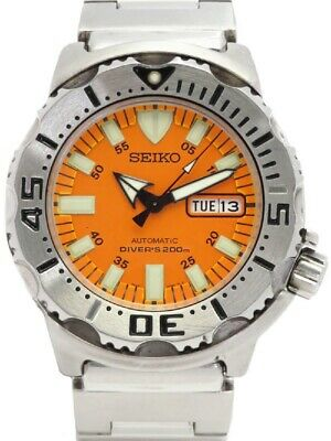 $ CDN543.27 • Buy Seiko Orange Monster Automatic 7S26-0350 Day/Date Men's From JP
