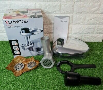 £49.99 • Buy Kenwood Chef/Major Multi Food Grinder Attachment AT950A *New & Unused With Box*