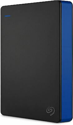 AU101.69 • Buy Seagate Game Drive 4TB External Hard Drive Portable HDD - Compatible With PS4 (S