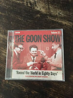 £8 • Buy The Goon Show CD Vol 33 BBC In Wrapper