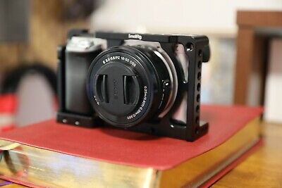AU804.53 • Buy Sony Alpha A6300 24.2MP Camera - (With Two Rarely Used Lenses Low Shutter Count)