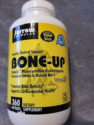 £22.71 • Buy Jarrow Formulas, Inc. Bone-Up 360 Caps