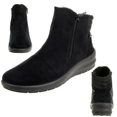 £65.75 • Buy Rohde Women ´S Ankle Boots Kitzbuehel Sympatex Winter Leather/Textile G-Wide