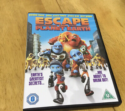 £0.99 • Buy ESCAPE FROM PLANET EARTH Blu-ray Cal Brunker Animation UK