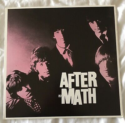£19.95 • Buy The Rolling Stones Aftermath 12 Inch Vinyl Record