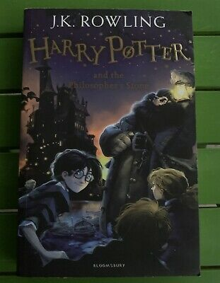 $ CDN70 • Buy Harry Potter Book Philosopher's Stone First Edition J.K. Rowling Novel