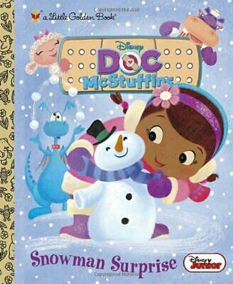 £10.26 • Buy Snowman Surprise (Little Golden Books) By Wall, Mike Book The Cheap Fast Free