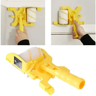 £9.99 • Buy 5PCS Paint Clean-Cut  Edger Roller Brush Safe Tool For Home Wall Ceiling Corner