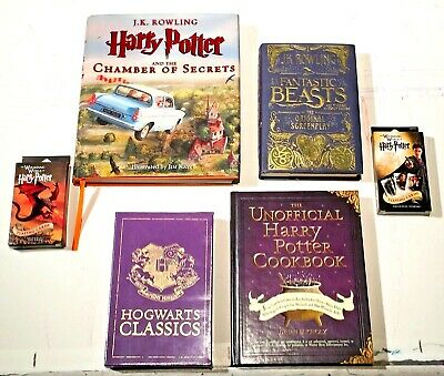 $ CDN30.25 • Buy • HARRY POTTER HARDCOVER Books NEW & USED + PLAYING CARDS • NICE COLLECTION •