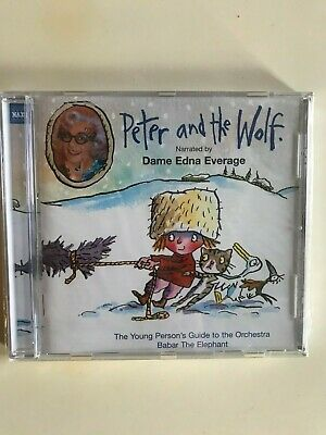 £1 • Buy Dame Edna Everage - Prokofiev (Peter And The Wolf, 1997)