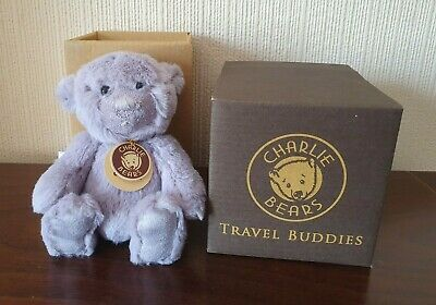 £24.99 • Buy Charlie Bears Travel Buddies Armstrong 5'' - New, W/box And Tags