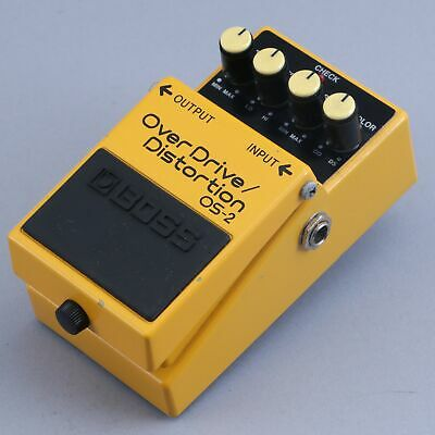 $ CDN72.60 • Buy Boss OS-2 Overdrive / Distortion Guitar Effects Pedal P-13489