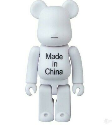 $29.99 • Buy Medicom Bearbrick Be@rbrick 100% Series 37 Artist Noodle Made In China Art Toy