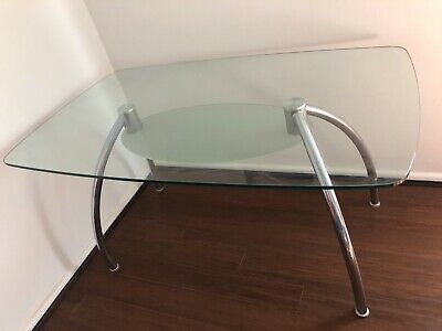 AU285 • Buy Glass, Dining Table Used, Dining, Table