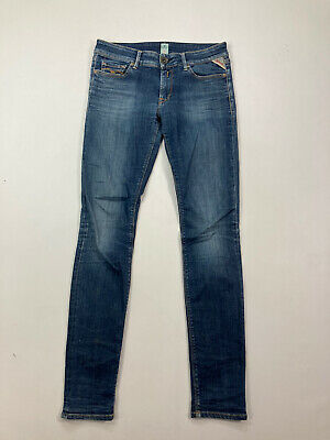 £31.99 • Buy REPLAY LUZ Jeans - W29 L32 - Navy - Great Condition - Women's
