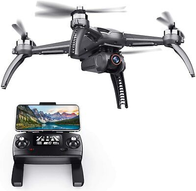 AU357.99 • Buy 4K UHD GPS Drone Quadcopter For Adults Beginners Auto Return Long Range 5Ghz FPV