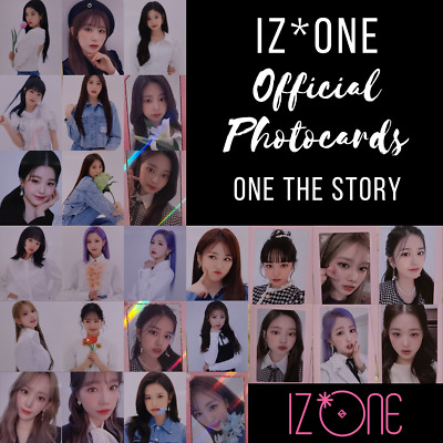 $ CDN15.11 • Buy IZ*ONE IZONE One The Story Online Concert & Withdrama Excl. Photocards 2021