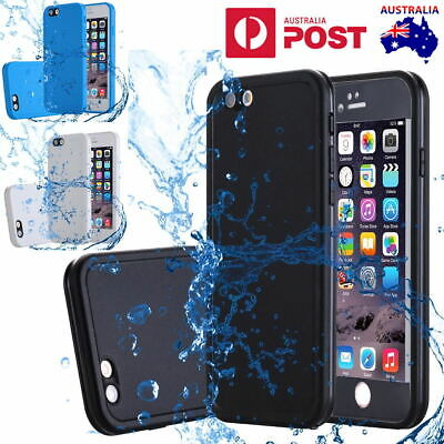AU9.99 • Buy Waterproof Tough Shockproof Case Cover For Apple IPhone 8 7 Plus 6 6s 5 5s SE