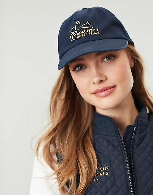 £4.95 • Buy Joules Womens Badminton Cap - French Navy - One Size