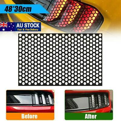 AU14.80 • Buy Car Rear Tail Light Honeycomb Sticker Taillight Lamp Cover Decal Accessories AU
