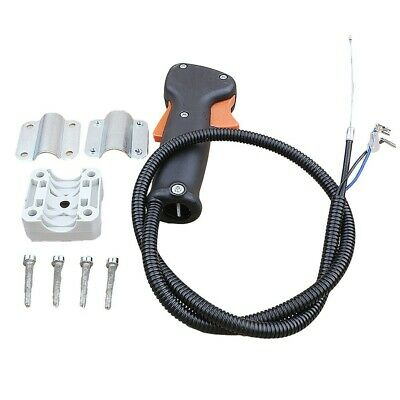 £26.83 • Buy Throttle Trigger Cable Handle Switch For Stihl FS75 String Trimmer Accessories