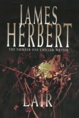 £17.99 • Buy Lair By Herbert, James Hardback Book The Cheap Fast Free Post