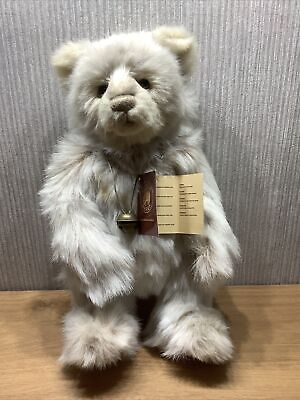 £106.21 • Buy Charlie Bear Plush Collectable Soft Toy Rare Retired Original Tags Mabel