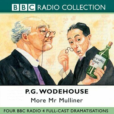 £101.99 • Buy More Mr. Mulliner (Radio Collection) By Wodehouse, P. G. CD-Audio Book The Cheap