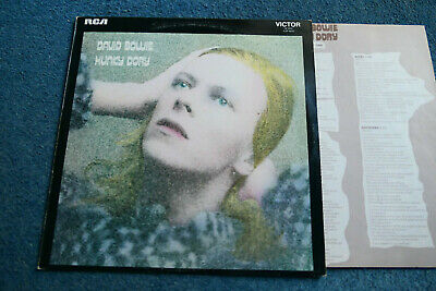 £27.99 • Buy DAVID BOWIE - HUNKY DORY LP - Nr MINT/EXC+ UK