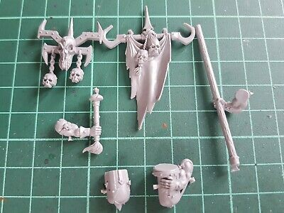 £3.49 • Buy Warhammer Age Of Sigmar Slaves To Darkness Chaos Marauders Bits Banner And Drum