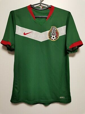 £55 • Buy Size S Mexico 2006-2007 Home Football Shirt Jersey