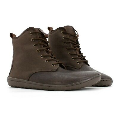 £119.65 • Buy NEW Vivobarefoot Scott II - Mens Brown Leather Barefoot Shoes Combat Boots