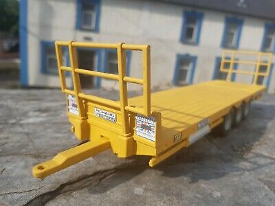 £40 • Buy Britains Conversion Richard Western Bale  Trailer  Green For Tractor Siku
