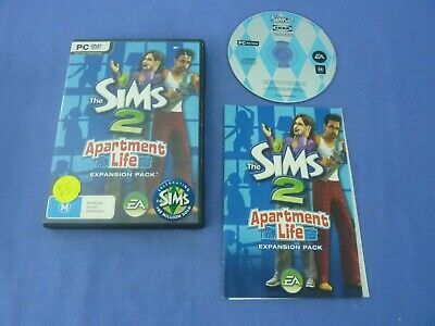 £14.61 • Buy The Sims 2 Apartment Life Expansion Pack - PC - Free Tracking