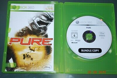 £3.59 • Buy Pure Xbox 360 UK PAL (No Cover) **PLAYABLE ON XBOX ONE**
