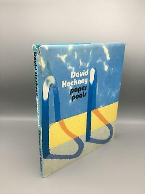 £122.50 • Buy Hockney, David; Paper Pools; Thames And Hudson; First Edition; Hardcover