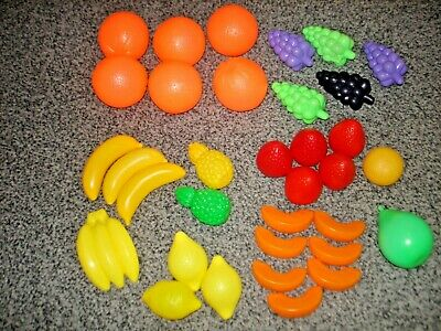 £2.99 • Buy 34 Pieces Of ELC KITCHEN PLAY FOOD FRUIT Sets.