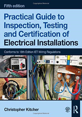 £40.78 • Buy Practical Inspection Testing Electr BOOK NEW