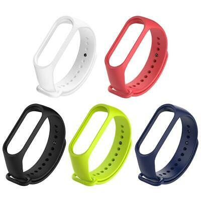 AU7.40 • Buy For Xiaomi Mi Band 2 3 4 Bracelet Watch Band WristBand Strap Fitness Replacement