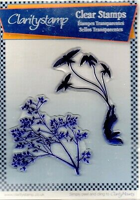 £6.50 • Buy Clarity Clear Stamp - 'fly Away'   Brand New/sealed