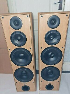 £200 • Buy ELTAX XTREME 400 - POWERFUL Floor Standing Speakers (used - Excellent Condition)