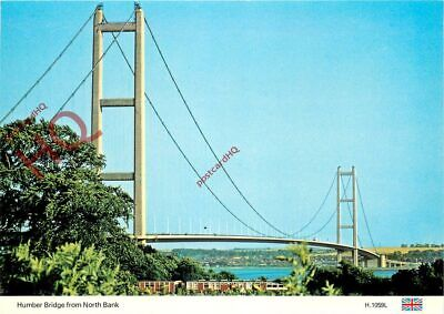 £2.39 • Buy Picture Postcard_ Humber Bridge, From North Bank