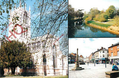 £2.69 • Buy Picture Postcard:-Melton Mowbray (Multiview)